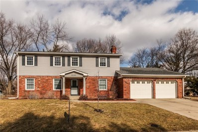 6120 Buckskin Court, Indianapolis, IN 46250 - #: 21617858
