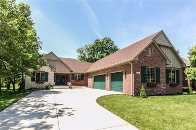 843 Wilderness Lane, Greenwood, IN 46142 - #: 21618004