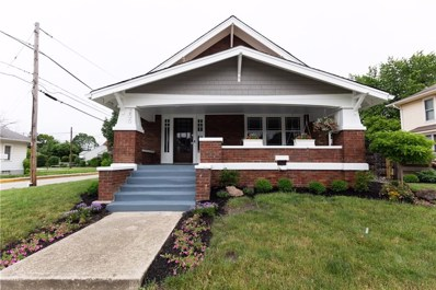 200 W Pearl Street, Greenwood, IN 46142 - #: 21618037