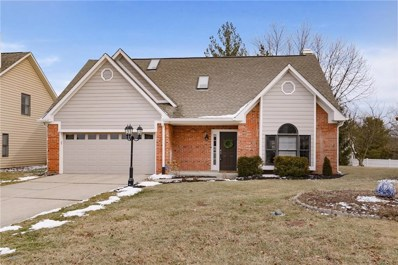 39 Sorrel Court, Zionsville, IN 46077 - #: 21618053