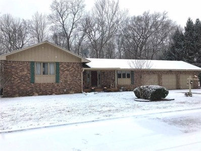 1179 W Lincoln Drive, Crawfordsville, IN 47933 - #: 21618306