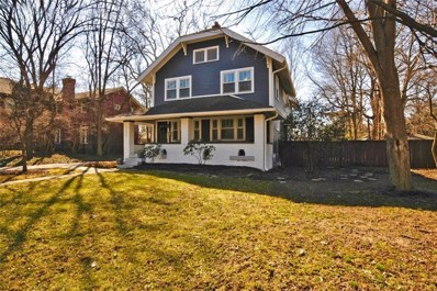 409 E 48TH Street, Indianapolis, IN 46205 - #: 21618335