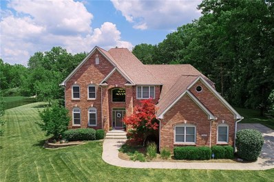8545 Mud Creek Road, Indianapolis, IN 46256 - #: 21618361