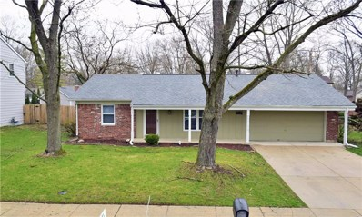 1550 Northbrook Drive, Indianapolis, IN 46260 - #: 21618382
