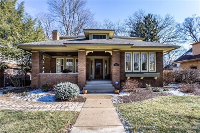 5745 Carrollton Avenue, Indianapolis, IN 46220 - #: 21618411