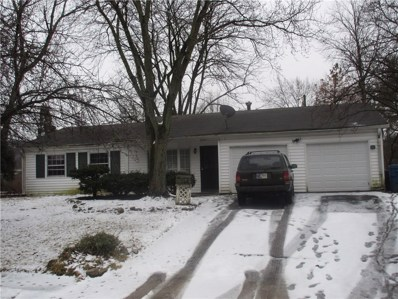 3905 Richelieu Court, Indianapolis, IN 46226 - #: 21618449