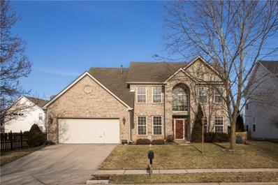 8371 Bent Oak Drive, Indianapolis, IN 46236 - #: 21618512