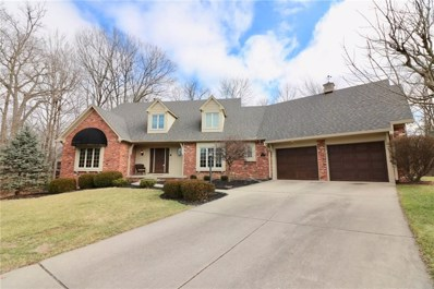 8181 Hunters Cove Court, Indianapolis, IN 46236 - #: 21618529