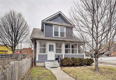 1028 E Morris Street, Indianapolis, IN 46203 - #: 21618546