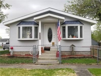 1621 S E Street, Elwood, IN 46036 - #: 21618566