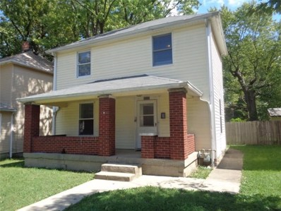 1305 N Tuxedo Street, Indianapolis, IN 46201 - #: 21618608