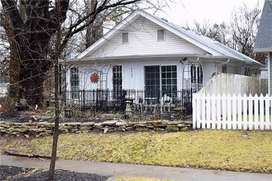 5447 Guilford Avenue, Indianapolis, IN 46220 - #: 21618624