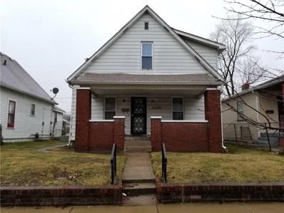 2430 Wheeler Street, Indianapolis, IN 46218 - #: 21618671