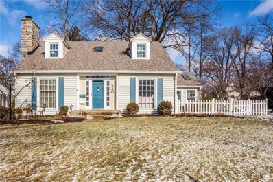 340 Buckingham Drive, Indianapolis, IN 46208 - #: 21618705