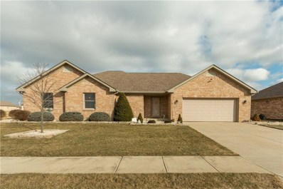 3717 Bellmore Drive, Brownsburg, IN 46112 - #: 21618706