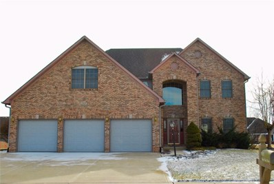 1035 White Oak Drive, Plainfield, IN 46168 - #: 21618723