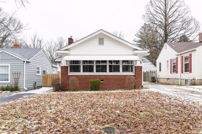 5927 Primrose Avenue, Indianapolis, IN 46220 - #: 21618794