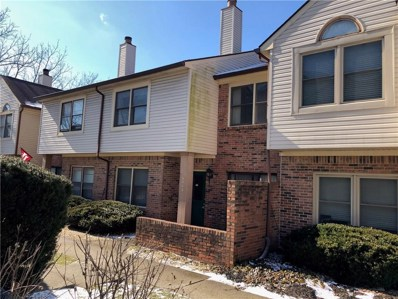 9449 Maple Way UNIT 38, Indianapolis, IN 46268 - #: 21618839