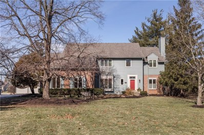 3616 Haverhill Drive, Indianapolis, IN 46240 - #: 21618849
