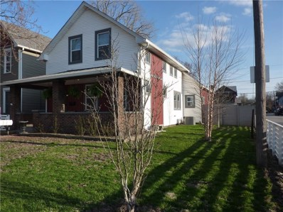 1403 Fletcher Avenue, Indianapolis, IN 46203 - #: 21618918