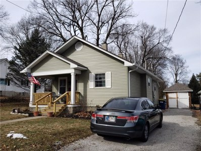 627 Anderson Street, Greencastle, IN 46135 - #: 21618921