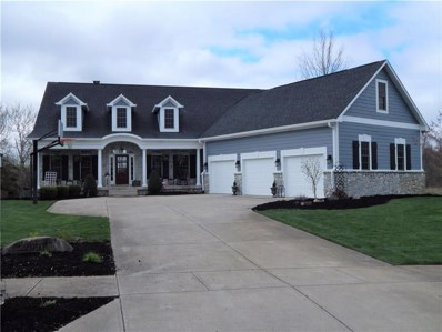 2299 W Stoneridge Trail, Greenfield, IN 46140 - MLS#: 21618928