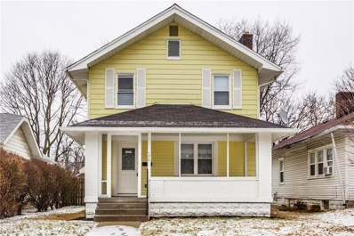 426 Harvard Place, Indianapolis, IN 46208 - #: 21618929