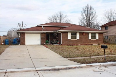 2723 Saturn Drive, Indianapolis, IN 46229 - #: 21619104
