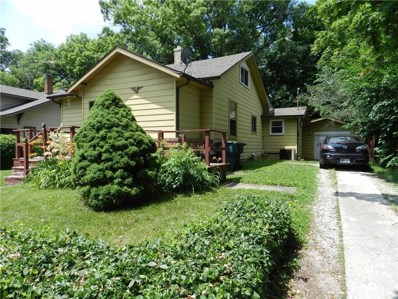 217 S Cole Avenue, Muncie, IN 47303 - MLS#: 21619208