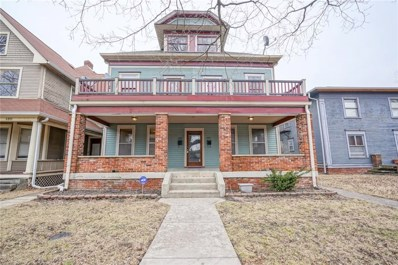 1207 N New Jersey Street, Indianapolis, IN 46202 - #: 21619226