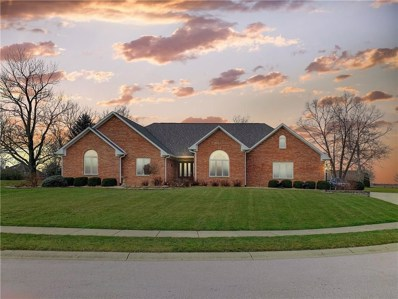 9482 Whispering Trace, Brownsburg, IN 46112 - MLS#: 21619241