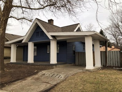 1473 N Shannon Avenue, Indianapolis, IN 46201 - #: 21619266