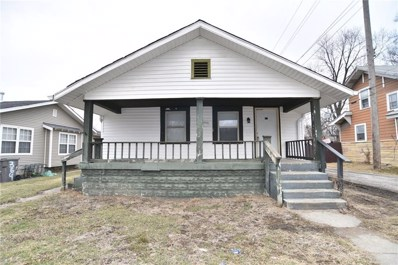 356 W 25th Street, Indianapolis, IN 46208 - #: 21619314
