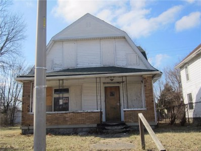 3718 N Capitol Avenue, Indianapolis, IN 46208 - #: 21619334