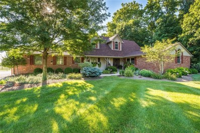 9501 N Kissel Road, Zionsville, IN 46077 - #: 21619400