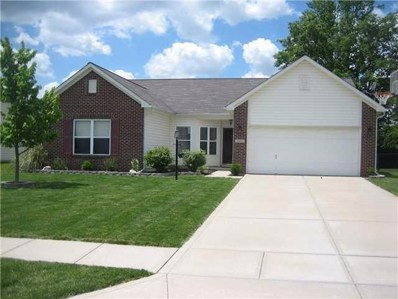 5406 Wood Hollow Drive, Indianapolis, IN 46239 - #: 21619408
