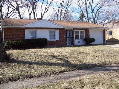 4014 Downes Drive, Indianapolis, IN 46235 - #: 21619412
