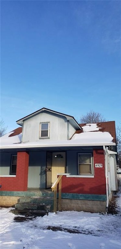 4929 Kingsley Drive, Indianapolis, IN 46205 - #: 21619465