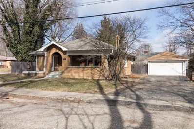 398 W 47th Street, Indianapolis, IN 46208 - #: 21619467