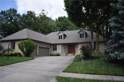 7612 Freedom Woods Drive, Indianapolis, IN 46259 - #: 21619472