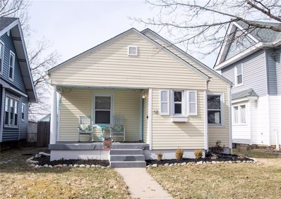 68 S 9th Avenue, Beech Grove, IN 46107 - #: 21619581