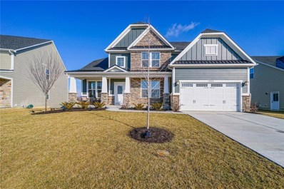 13520 Davenport Drive, Fishers, IN 46037 - #: 21619602