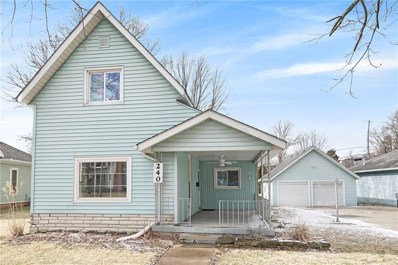 240 S Pendleton Avenue, Pendleton, IN 46064 - #: 21619606