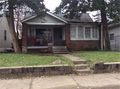 1032 N Sheffield Avenue UNIT 0, Indianapolis, IN 46222 - MLS#: 21619629