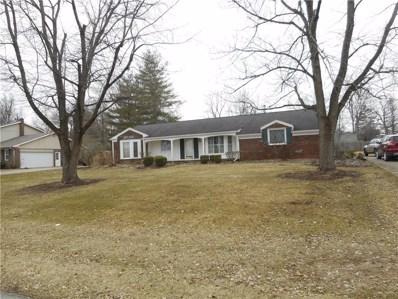 1514 Bruner Drive, Greenfield, IN 46140 - #: 21619703