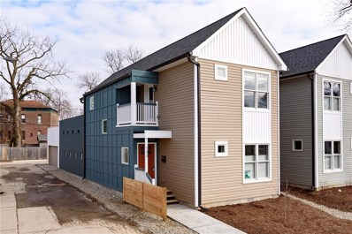 143 S Arsenal Avenue, Indianapolis, IN 46201 - #: 21619788