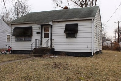 3366 Wallace Avenue, Indianapolis, IN 46218 - #: 21619817