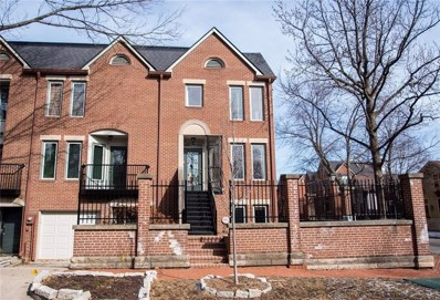 596 E Vermont Street, Indianapolis, IN 46202 - #: 21619852