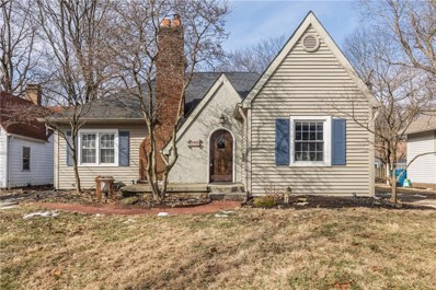 5230 Guilford Avenue, Indianapolis, IN 46220 - #: 21619876