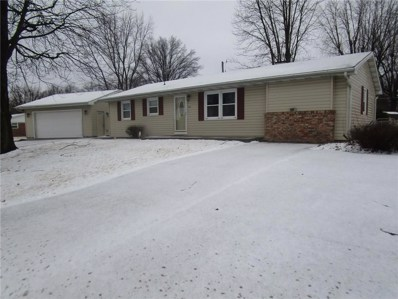 1002 Valley Drive, Crawfordsville, IN 47933 - #: 21619891